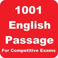 English Grammar Comprehension Passage Practice