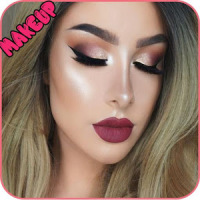 Face makeup photos