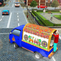 Real Van Driving Games 2019: New Car Games