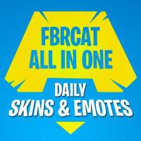Battle Royale Skins, Emotes & Daily Shop – FBRCat