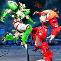 Robot X Street Battle