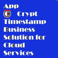 Crypt Timestamp service