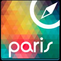 Paris Offline Map Guide Hotels