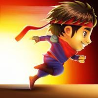 Ninja Kid Run Free - Fun Games
