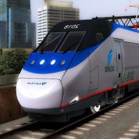 Bullet Train Driver Simulator Railway Driving 2018