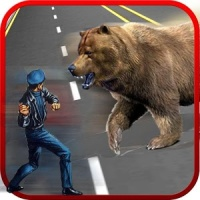 Monster Bear: City Attack