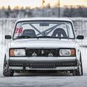 Drifting Lada