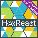 HexReact donate for children