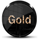 Black Gold Icon Pack