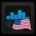 アメリカをラジオします。