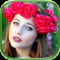 Flower Crown Hairstyles Makeup