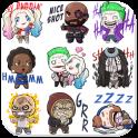 Squad Stickers & Emoji