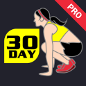 30 Day Burpee Challenge Pro