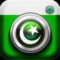 Pakistan Flag Selfie