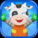 Super Space Cow
