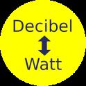 Decibel to Watt