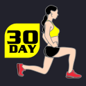 30 Day Lunge Challenge Free