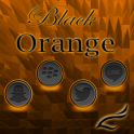 Black Orange Theme