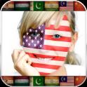 Face Flag Profile Photo