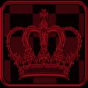 Red Chess Crown Go Locker