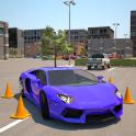 ड्राइविंग स्कूल 3 डी पार्किंग