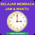 Belajar Membaca Jam & Waktu