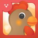 養鶏場 鶏 Chicken farm 3D