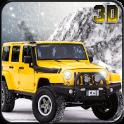 Snow SUV Driving Adventure