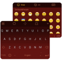 Keyboard for Coca-Cola Theme