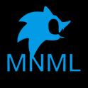MNML BLUE ICON PACK