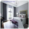 Beautiful Bedroom Curtain Idea