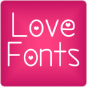 Fonts Love for FlipFont® Free