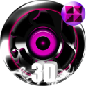 Twister Pink iconpack & NEXT