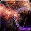 2019 Fireworks Live Wallpaper HD