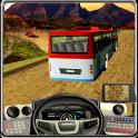Bus-Fahren Hill Climb