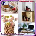 Creative Wood Craft Designs