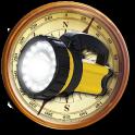 Flashlight Compass SOS (Free)