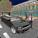 Insane City Limo Driver 3D