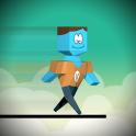 Cloud Line Runner (Stick Hero)