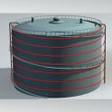 Oil Tank Spary Design