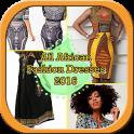모든 아프리카 패션 드레스