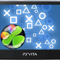 PS Vita Go Launcher EX Theme