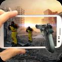 AR Terrorist Shoot 360°