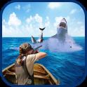 Angry Shark Shooter Simulator