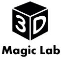 Coloring live 3D magic lab