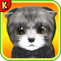 Gato sin casa mascota virtual para cuidar