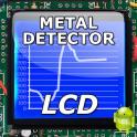 Metal Detector LCD