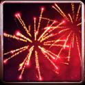 3D Fireworks Wallpaper Free