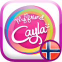 My friend Cayla (Norsk)