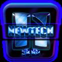 Next Launcher 3D Theme NewTech